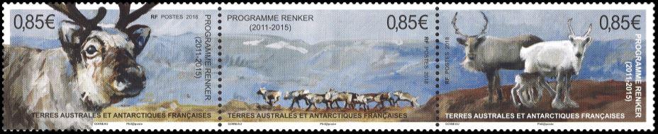 """Résultat de recherche d'images pour """"timbre  TAAF en 2018"""""""